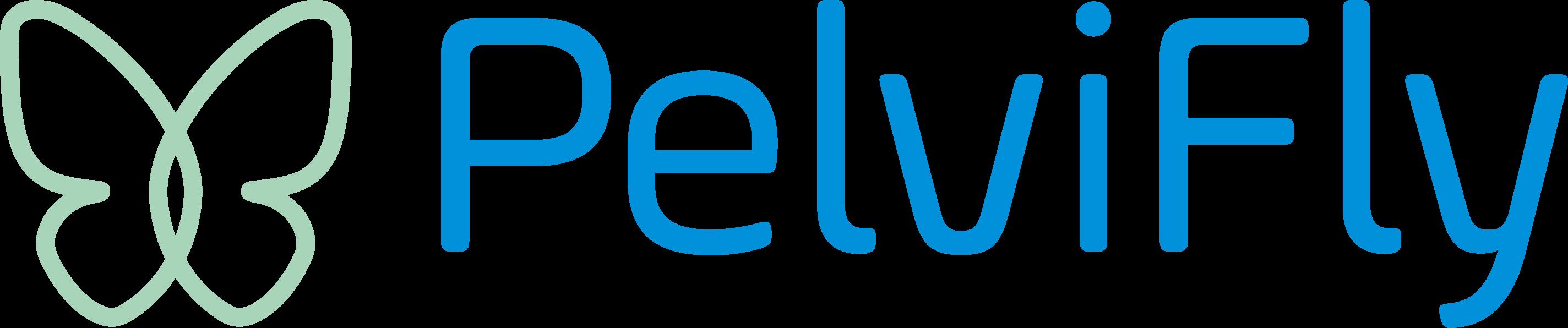 PelviFly logo transparent background